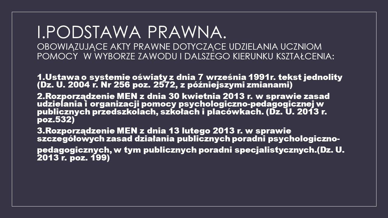6.Problemy i przeciwności nie zniechęcają go,lecz motywują do dalszego działania 7.Umie właściwie zarządzać swoimi emocjami 8.Zna wymagania związane z pełnieniem roli pracodawcy i pracownika 9.Umie odnaleźć swoje miejsce na rynku pracy w Polsce i poza granicami 10.Nie boi się wyzwań i nowości,potrafi się przekwalifikowywać 11.Całe życie się uczy …….
