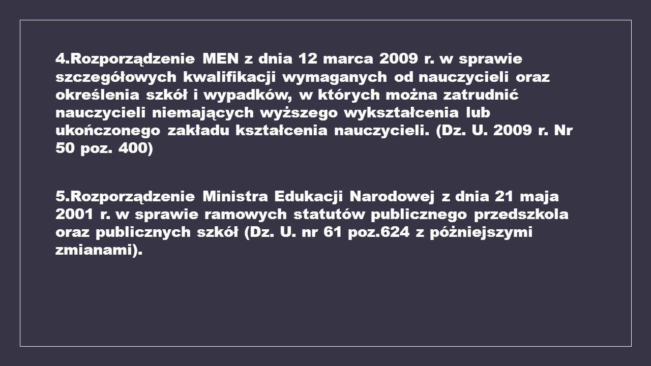 II.ZAŁOŻENIA WSDZ.