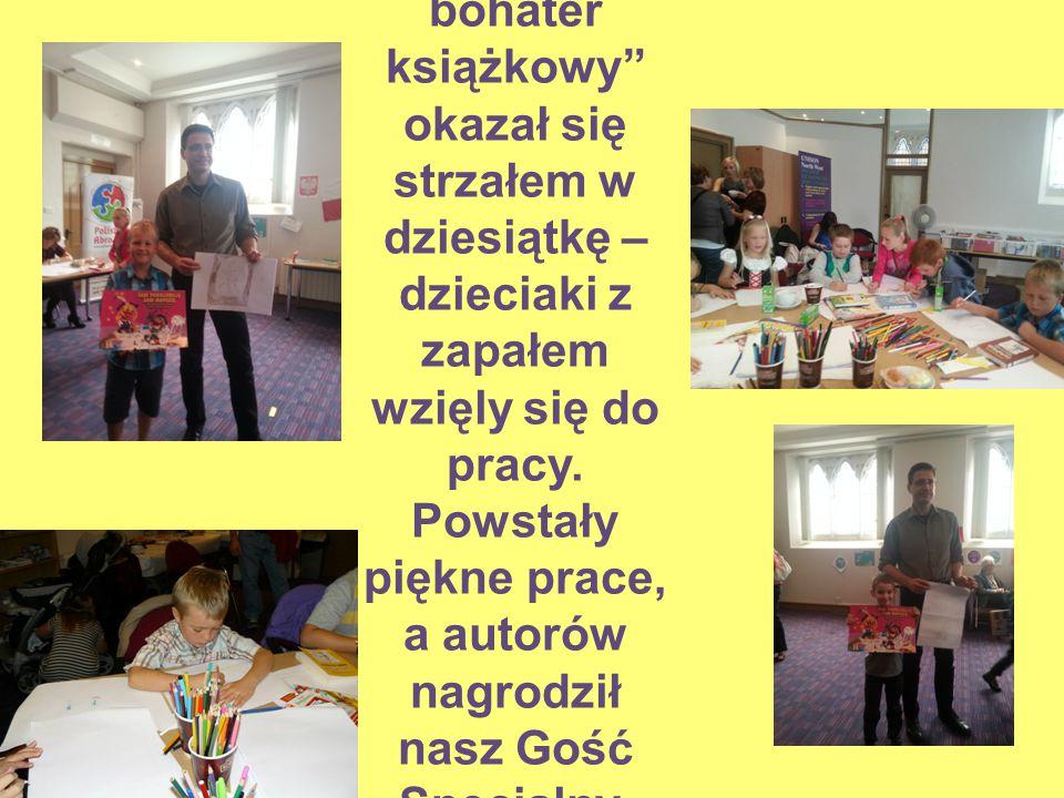 Rodzice i osoby zaprzyjaźnione z Polish Abroad Saturday School przygotowali pyszny poczęstunek oraz zasponsorowali nagrody do naszej loterii fantowej