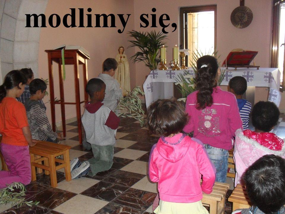 uczestniczymy w Mszy św.,