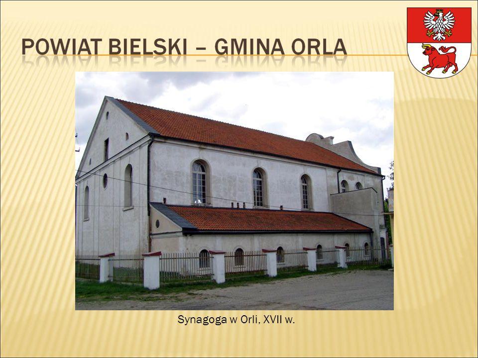 Synagoga w Orli, XVII w.