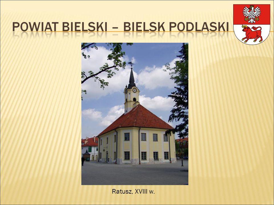 Ratusz, XVIII w.