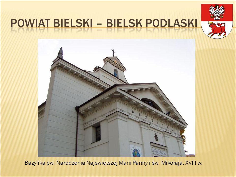 Bazylika pw. Narodzenia Najświętszej Marii Panny i św. Mikołaja, XVIII w.
