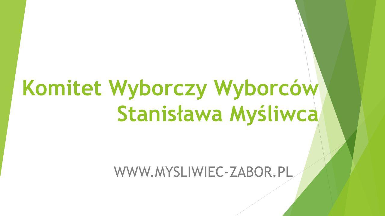 WWW.MYSLIWIEC-ZABOR.PL  Od urodzenia mieszkam w Przytoku.