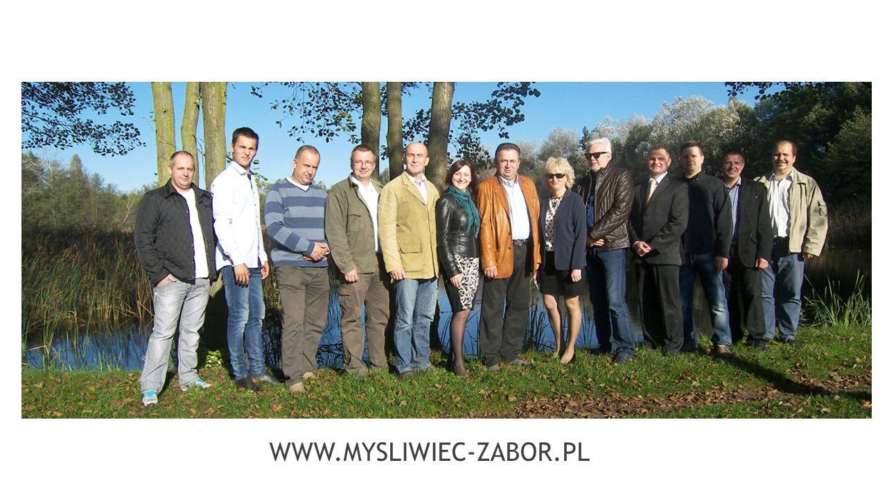Dariusz Tarnas Droszków Okręg 15 WWW.MYSLIWIEC-ZABOR.PL ul.