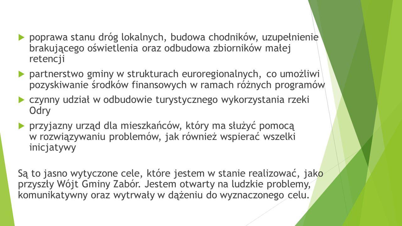 Gabriela Maciejewska Droszków Okręg 14 ul.3 Maja ul.