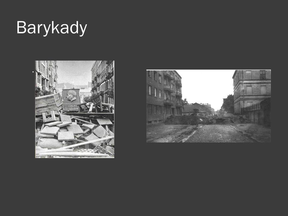 Bombardowanie Warszawy..