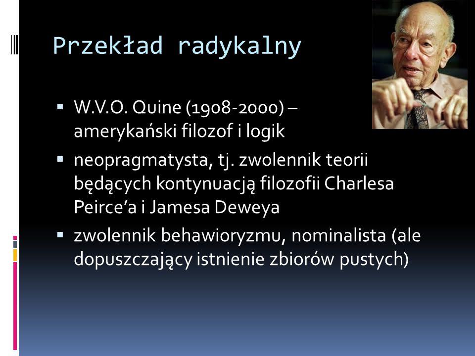 Dodatkowe lektury  R.Brandom, Między mówieniem a działaniem, tłum.