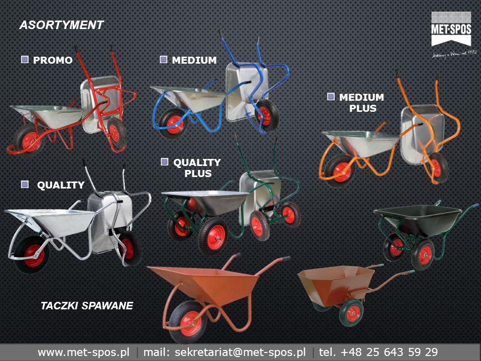 http://www.metspos.com.ple-mail:marketing@metspos.com.pl MEDIUM PLUS QUALITY PLUS QUALITY PROMO www.met-spos.pl | mail: sekretariat@met-spos.pl | tel.