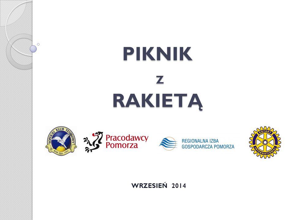 PIKNIK Z RAKIETĄ WRZESIEŃ 2014