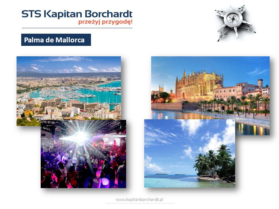 www.kapitanborchardt.pl Palma de Mallorca