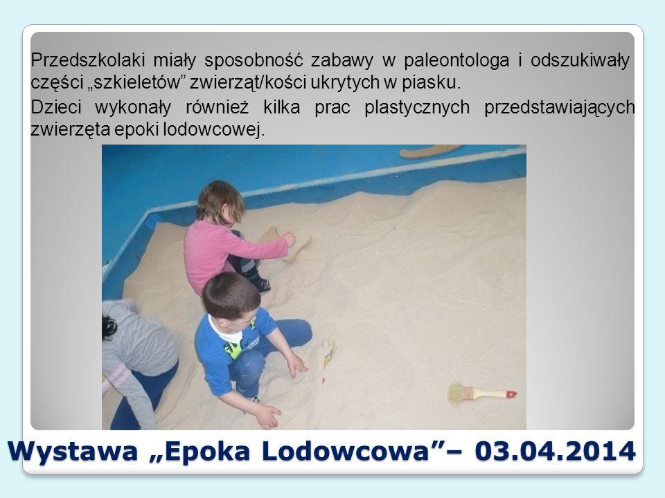 Wycieczka do Parku Jurajskiego 27.09.2013 Przy okazji opracowywania interaktywnej gry ekologiczno-przyrodniczej dzieci odwiedziły park jurajski w Kołacinku.