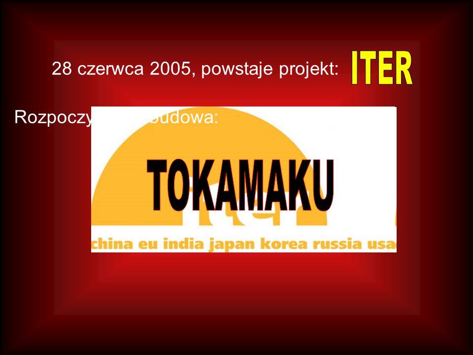 28 czerwca 2005, powstaje projekt: Rozpoczyna się budowa: