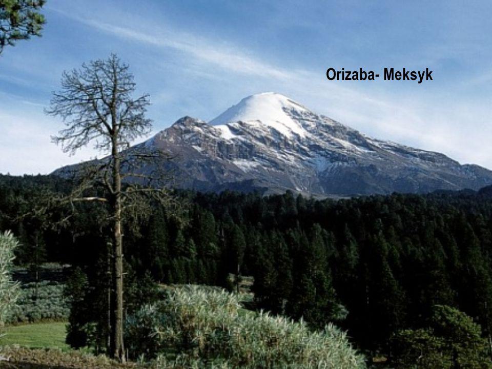 Orizaba- Meksyk