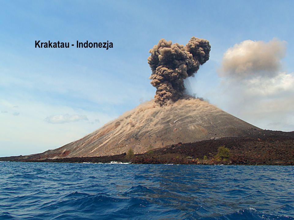 Krakatau - Indonezja