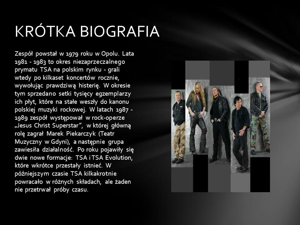 Zespół powstał w 1979 roku w Opolu.