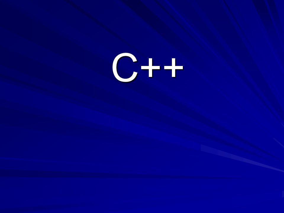 Zadanie 1 Napisać program obliczający pole koła o zadanym promieniu r.
