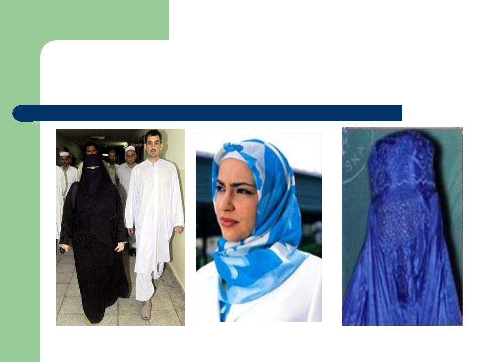 KOBIETA W ISLAMIE Problem sytuacji kobiet w krajach muzułmańskich należy do najbardziej kontrowersyjnych. Koran nakazuje traktowanie kobiet z szacunki