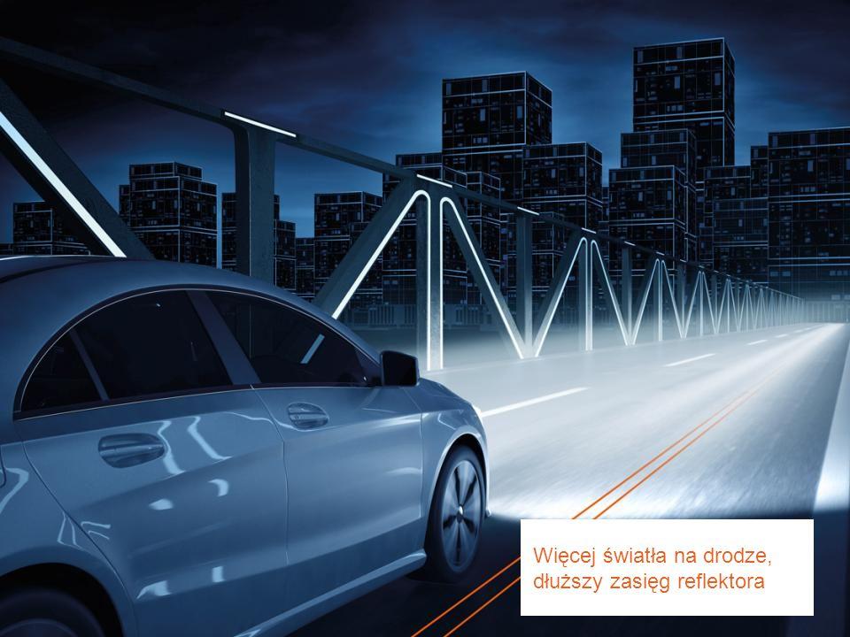 4 NIGHT BREAKER ® UNLIMITED Maksimum bezpieczeństwa – więcej światła OSRAM NIGHT BREAKER UNLIMITED to doskonały wybór dla kierowców, którzy często podróżują w nocy stawiając nacisk na bezpieczeństwo oraz maksymalną widoczność.
