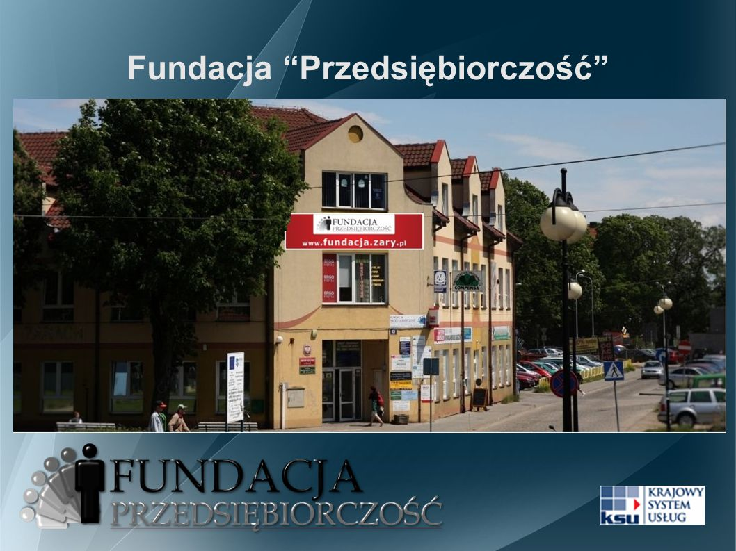 """Fundacja """"Przedsiębiorczość"""""""