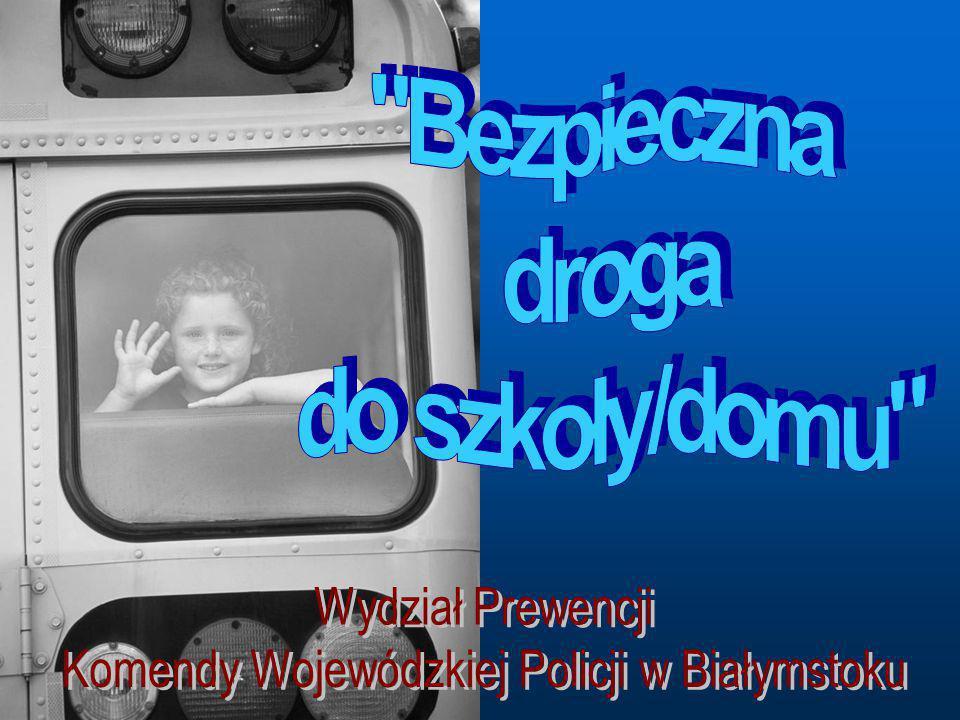 Prezentację opracowały: mł.asp. Ewa Puciłowska i mł.