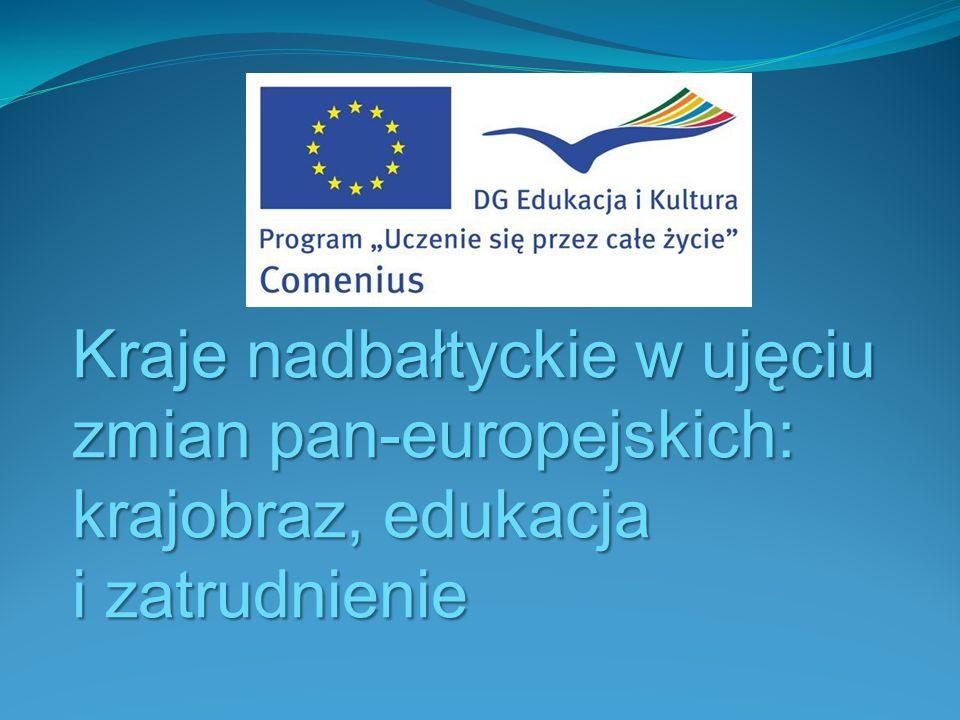 Kraje nadbałtyckie w ujęciu zmian pan-europejskich: krajobraz, edukacja i zatrudnienie