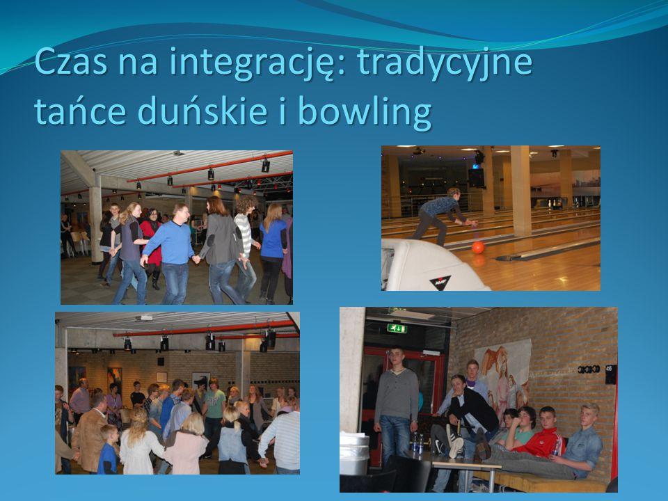 Czas na integrację: tradycyjne tańce duńskie i bowling