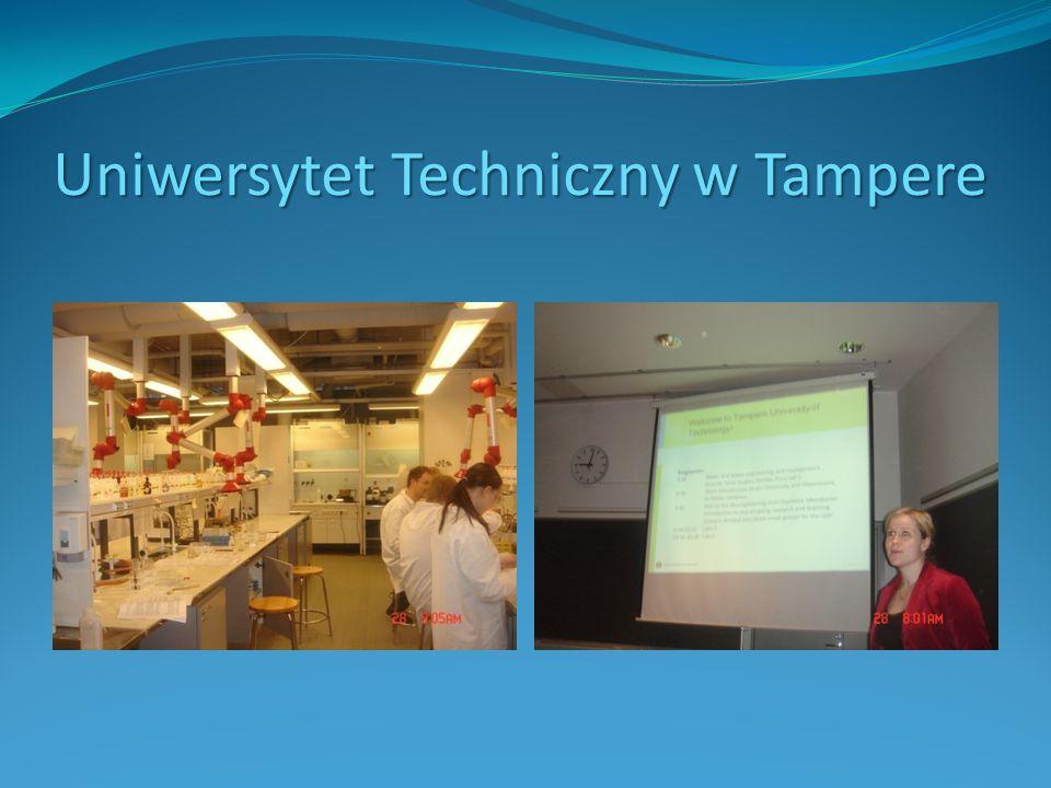 Uniwersytet Techniczny w Tampere
