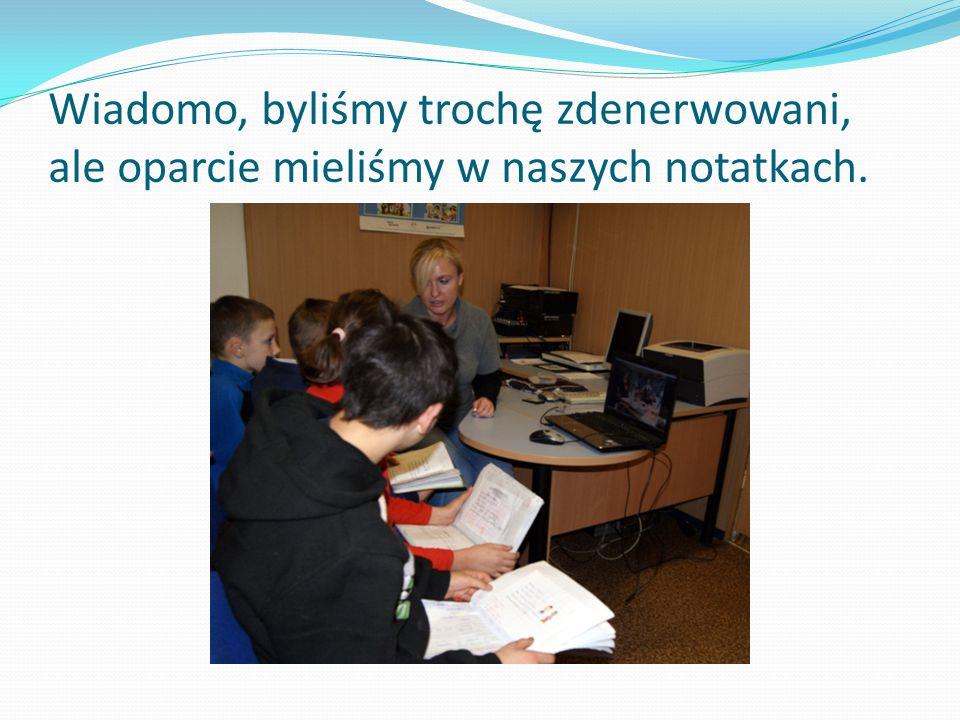 Było to dla nas nowe doświadczenie i bardzo się cieszymy, że mogliśmy poznać uczniów ze szkoły w Finlandii.