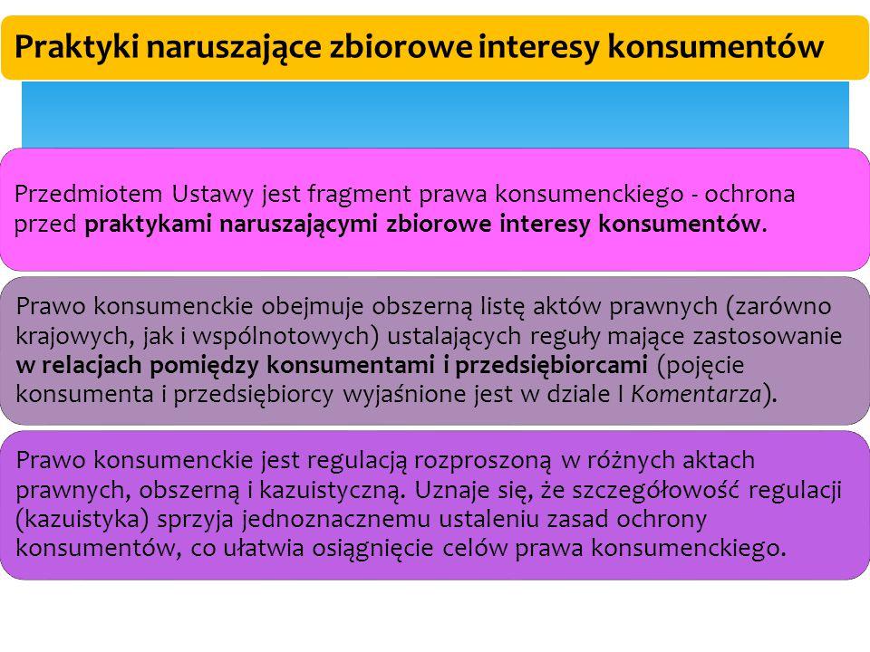 Praktyki naruszające zbiorowe interesy konsumentów – decyzje Prezesa UOKiK Prezes Urzędu może, z urzędu, uchylić decyzję, o której mowa powyżej, w przypadku gdy: 1) została ona wydana w oparciu o nieprawdziwe, niekompletne lub wprowadzające w błąd informacje lub dokumenty; 2) przedsiębiorca nie wykonuje zobowiązań lub obowiązków Prezes Urzędu może, za zgodą przedsiębiorcy, z urzędu uchylić decyzję, w przypadku gdy nastąpiła zmiana okoliczności, mających istotny wpływ na wydanie decyzji.