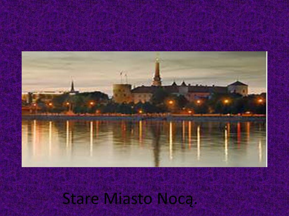 Stare Miasto Nocą.