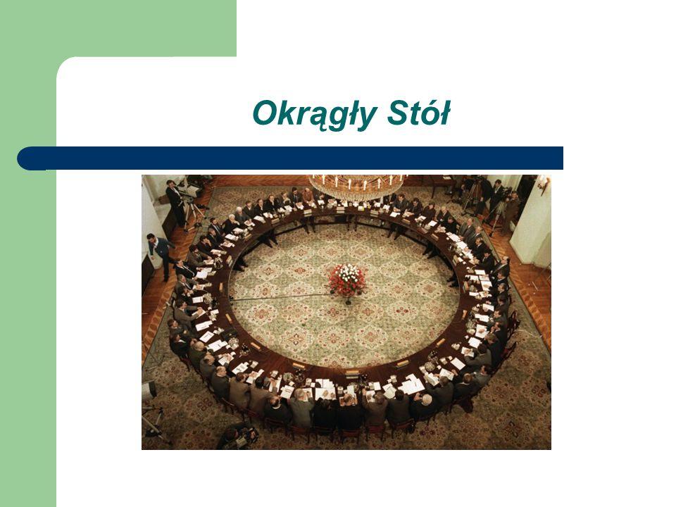 Ja: A co to takiego Okrągły Stół.