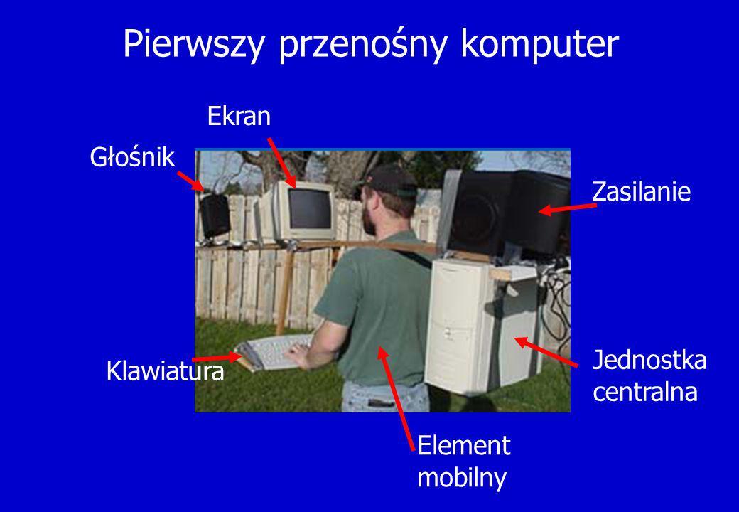 Przejście slajdu Możemy określić w jaki sposób przełączane będą slajdy Należy zachować jeden sposób podczas całej prezentacji
