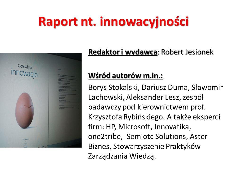 Raport nt.