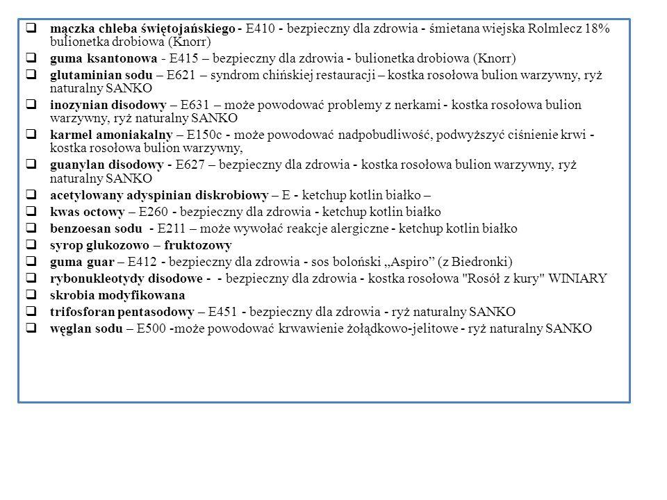  Beta karoten - E160a – C 40 H 56 – Barwnik – bezpieczny dla zdrowia - ryż naturalny SANKO, Zbyszko 3 cytryny  ryboflawina - E101 – C 17 H 20 N 4 O