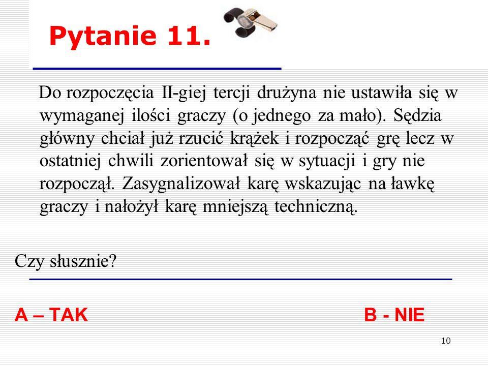 9 Pytanie 10.