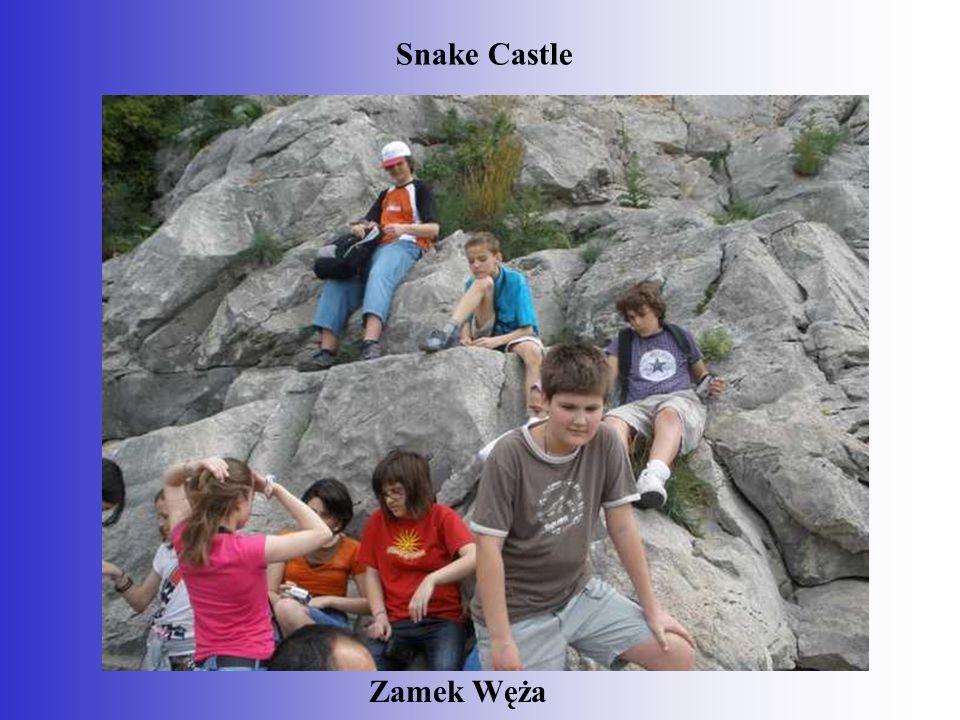 Zamek Węża Snake Castle