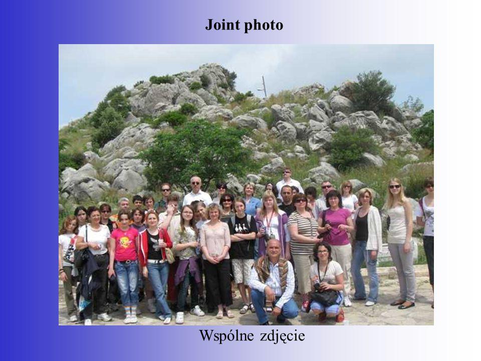 Wspólne zdjęcie Joint photo