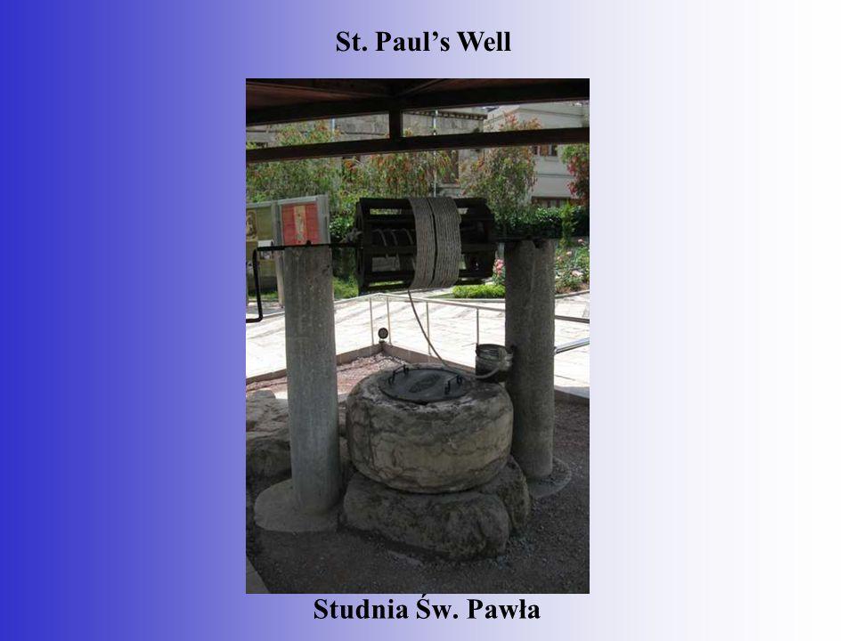 Studnia Św. Pawła St. Paul's Well