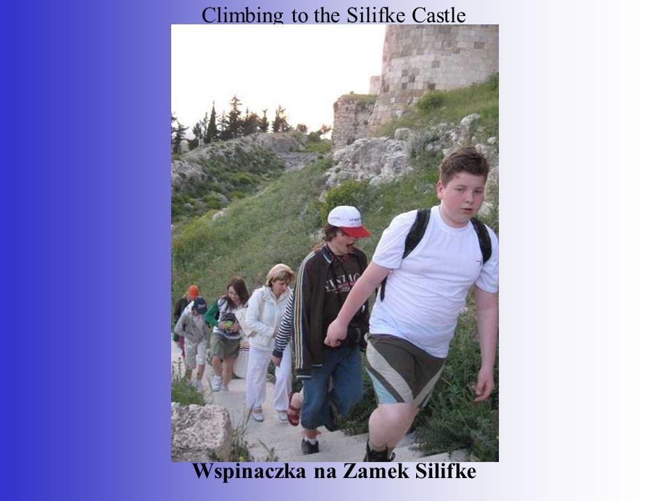 Wspinaczka na Zamek Silifke Climbing to the Silifke Castle
