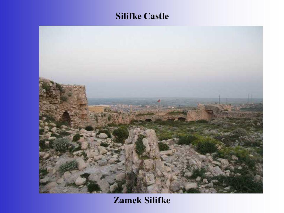 Zamek Silifke Silifke Castle