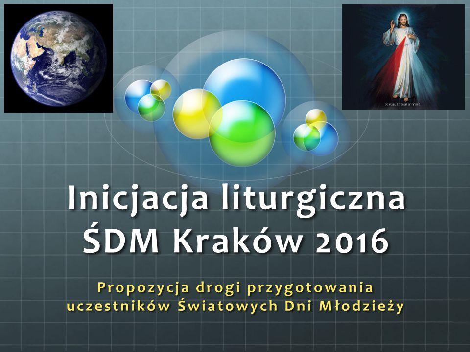 1.Rola liturgii w budowaniu wspólnoty. ks. dr Stanisław Szczepaniec 2.