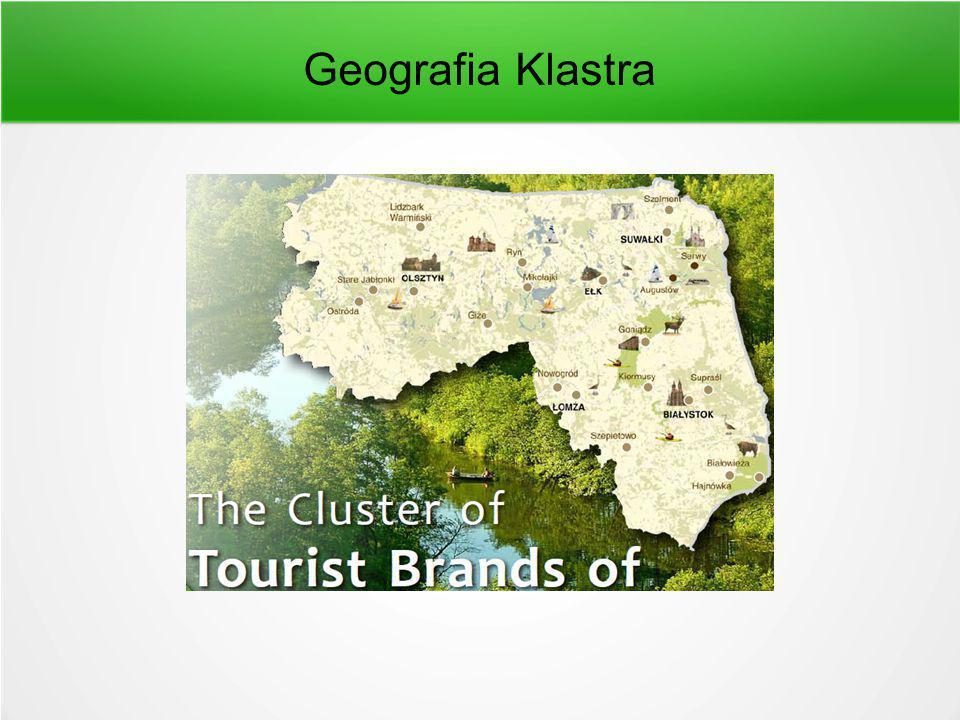 Geografia Klastra