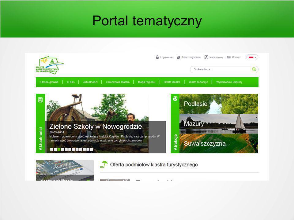 Portal tematyczny