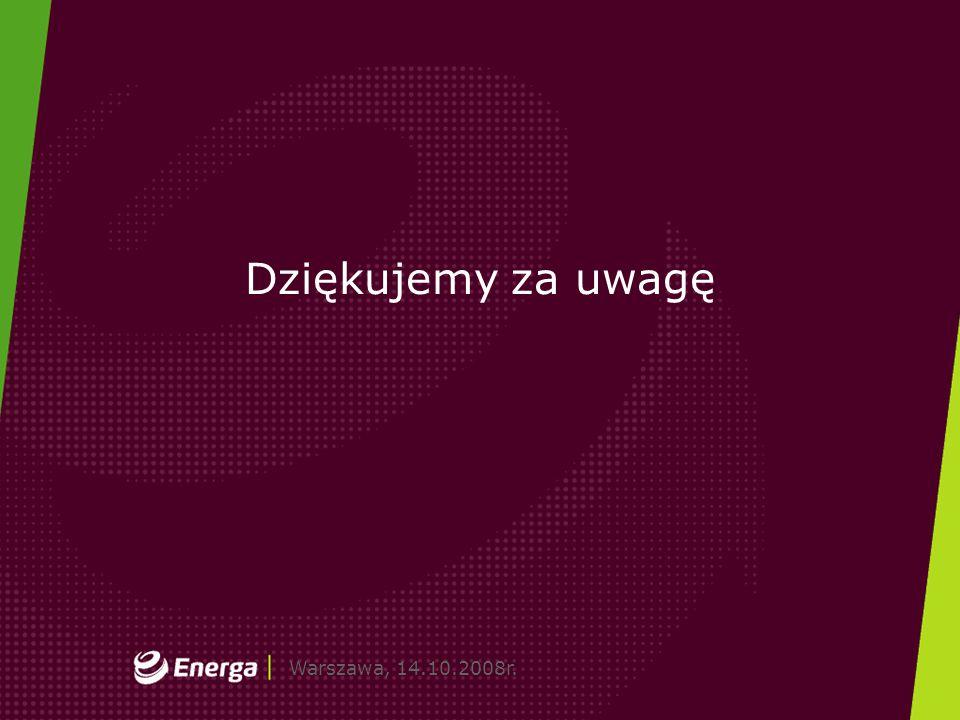 Gdańsk, dd.mm.2008r.Warszawa, 14.10.2008r. Dziękujemy za uwagę