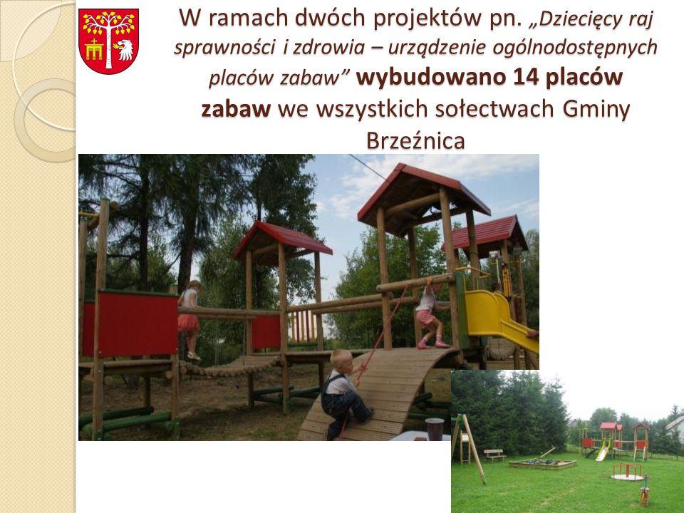 """W ramach projektu pn.: """"Poprawa standardu budynku użyteczności publicznej w sołectwie Bachorowice wykonano II etap remontu budynku b."""