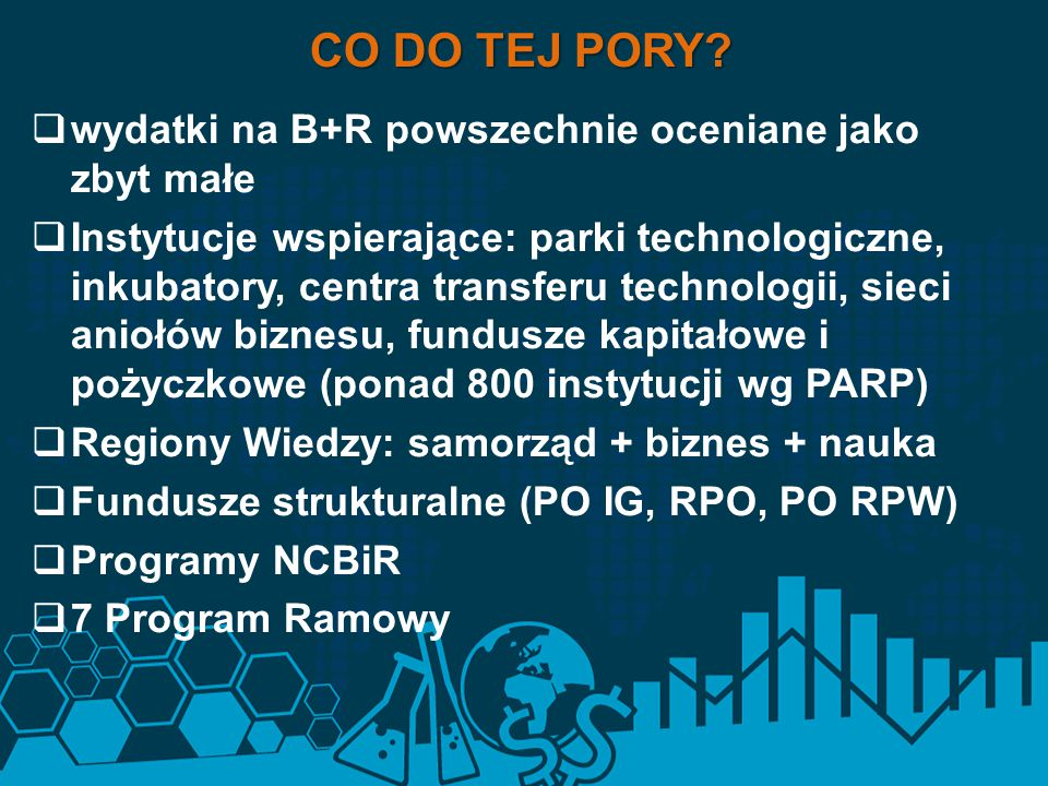 CO DO TEJ PORY.