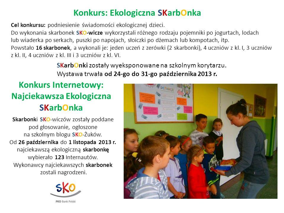05 maja 2014 r.dzieci z klasy II i III odwiedziły siedzibę PKO BP w Pyrzycach.