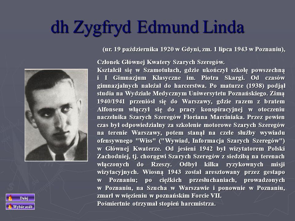 dh Andrzej Jarysz Swą instruktorską przygodę rozpoczął w roku 1962 wraz z podjęciem pracy w Szkole Podstawowej w Nojewie. 29 stycznia 1964 r. został d