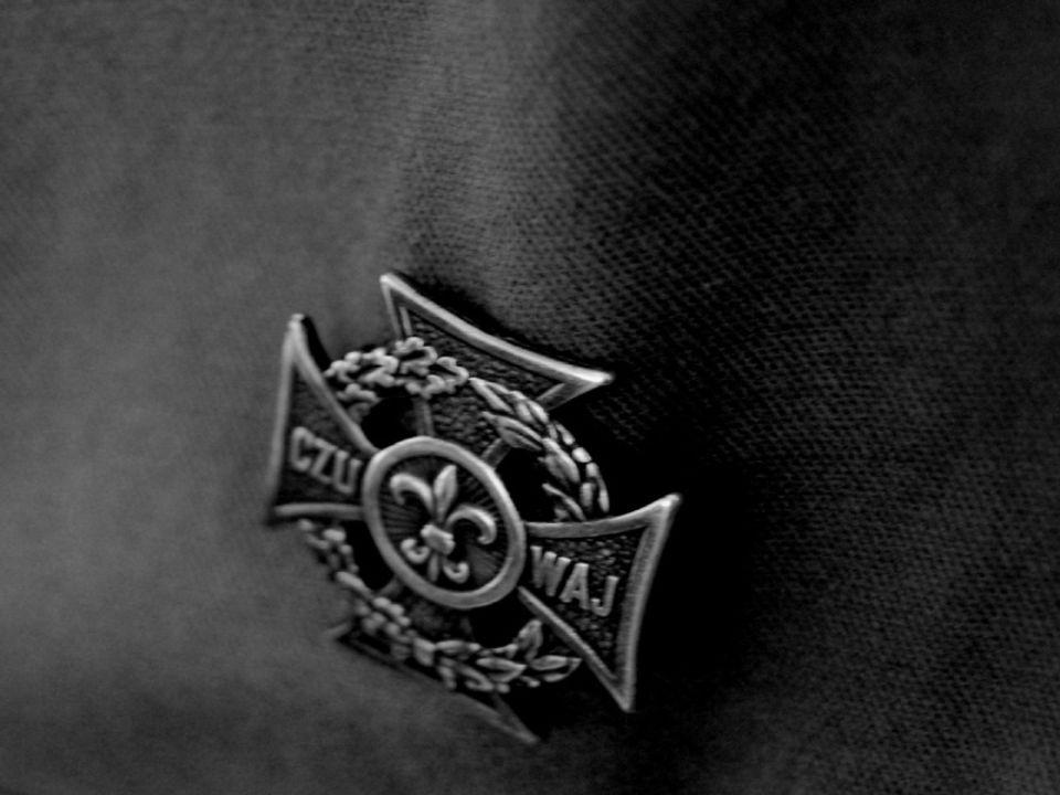 dh. Barbara Zgaińska-Trąbczyńska (20 lipca 1923 – 10 stycznia 2006) Swe Przyrzeczenie Harcerskie złożyła jako 10-letnia harcerka 3.IX.1933r. na zbiórc